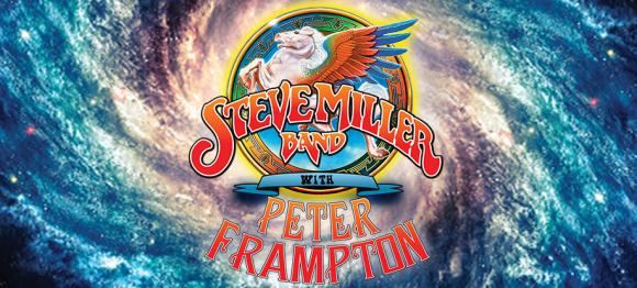 Steve Miller Band & Peter Frampton at Radio City Music Hall