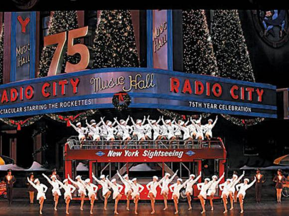 Radio City Christmas Spectacular at Radio City Music Hall