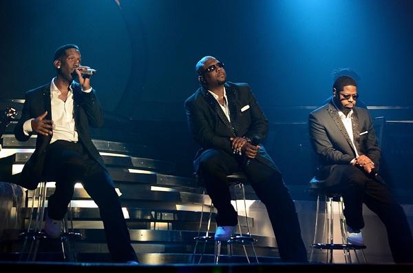 Boyz II Men at Radio City Music Hall