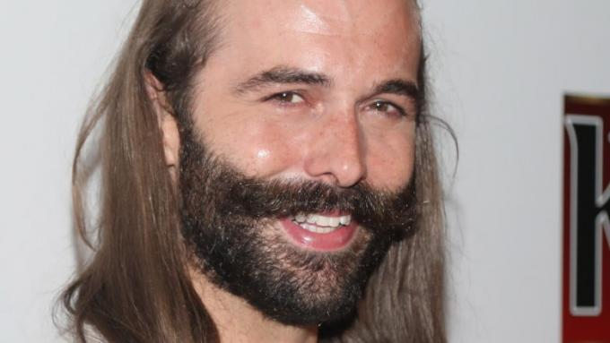 Jonathan Van Ness at Radio City Music Hall