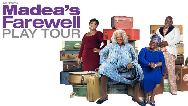 Tyler Perry's Madea's Farewell Play at Radio City Music Hall