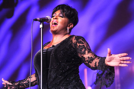 Anita Baker at Radio City Music Hall