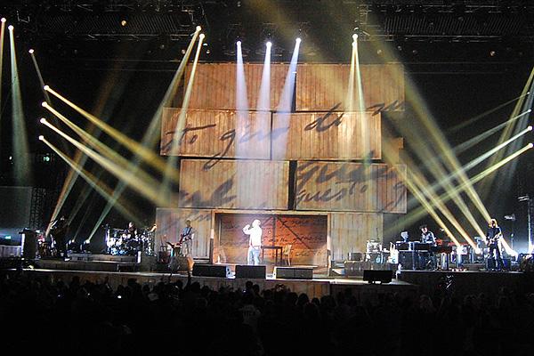 Eros Ramazzotti at Radio City Music Hall