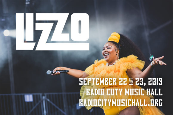 Lizzo at Radio City Music Hall