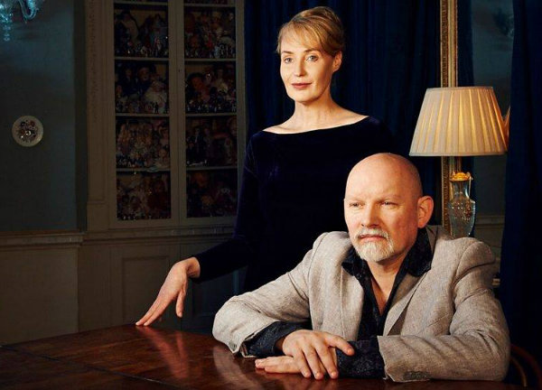 Dead Can Dance at Radio City Music Hall