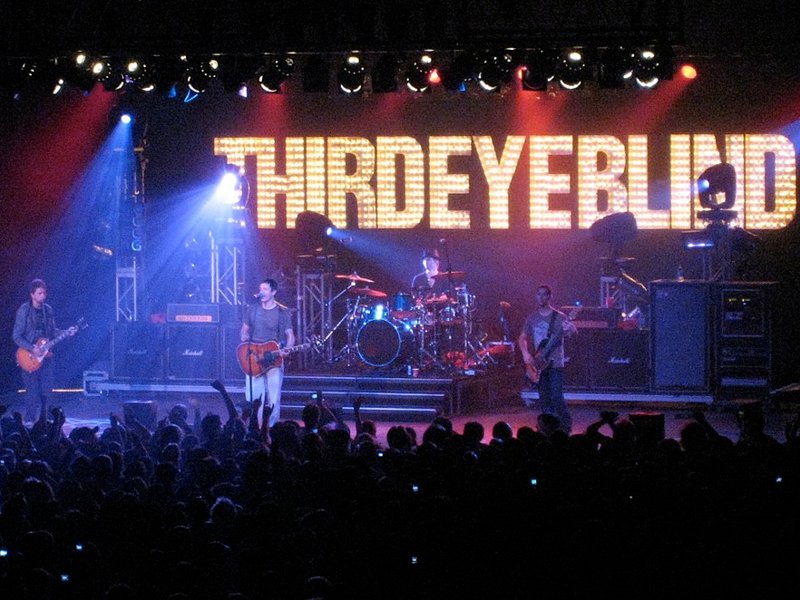 Third Eye Blind at Radio City Music Hall
