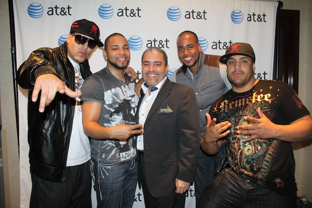 Aventura at Radio City Music Hall