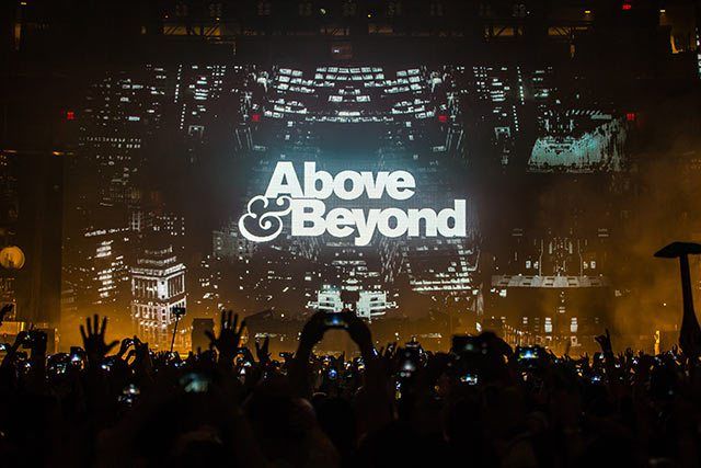 Above & Beyond at Radio City Music Hall