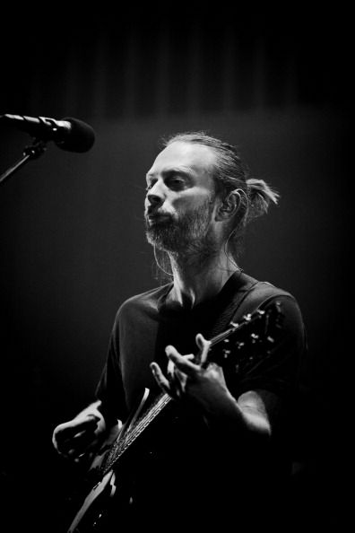 Thom Yorke at Radio City Music Hall