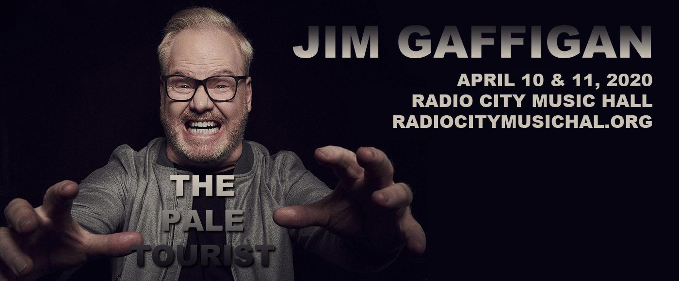 Jim Gaffigan at Radio City Music Hall
