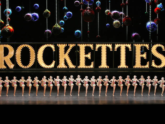 Radio City Christmas Spectacular: Radio City Rockettes at Radio City Music Hall