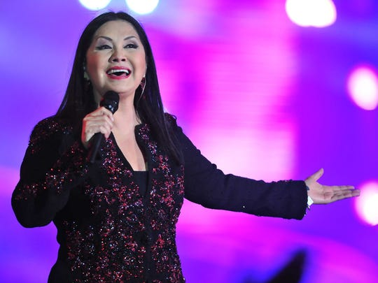 Ana Gabriel at Radio City Music Hall