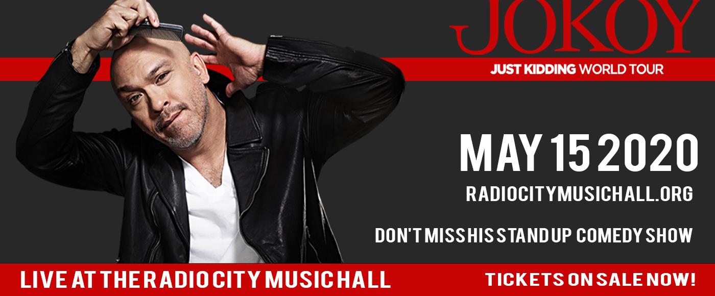 Jo Koy at Radio City Music Hall