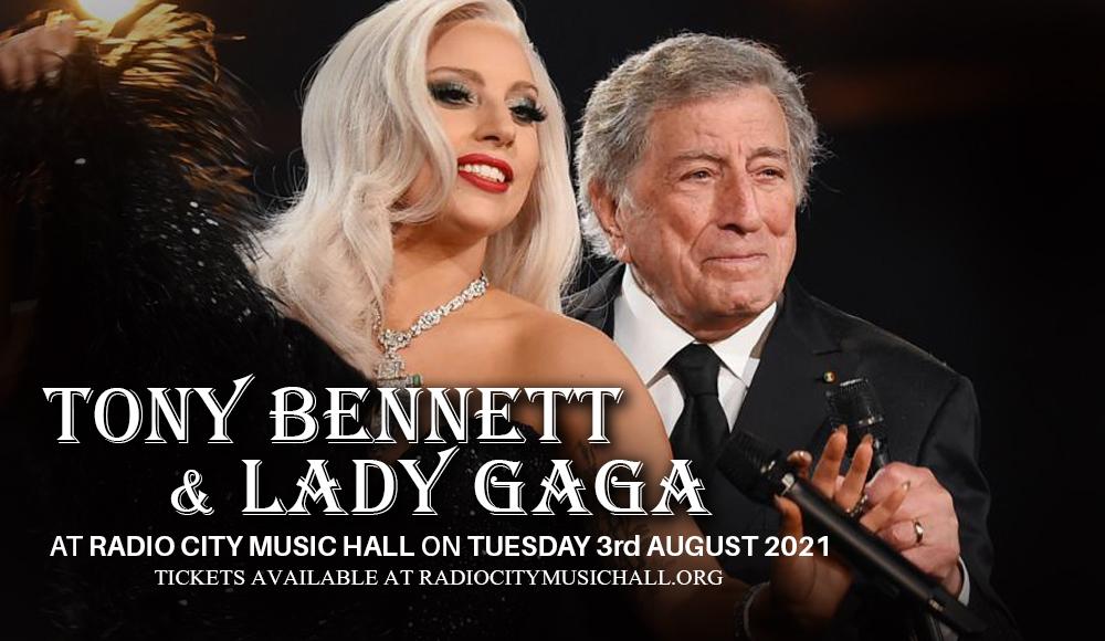 Tony Bennett & Lady Gaga at Radio City Music Hall