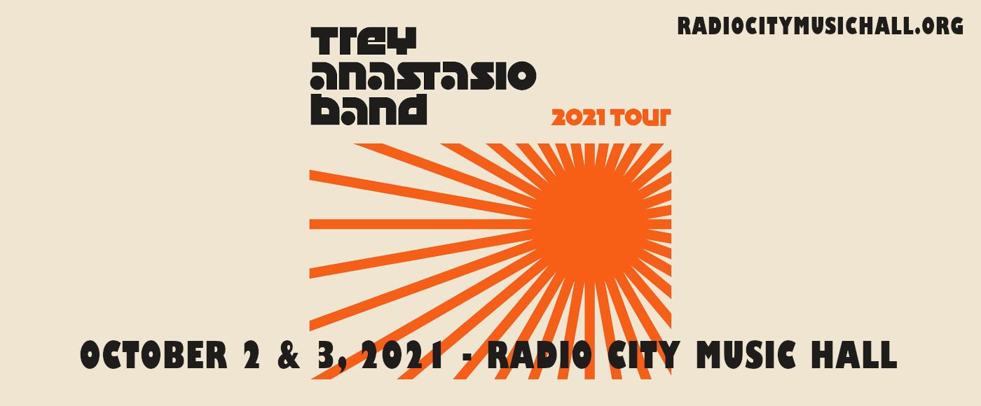 Trey Anastasio Band at Radio City Music Hall