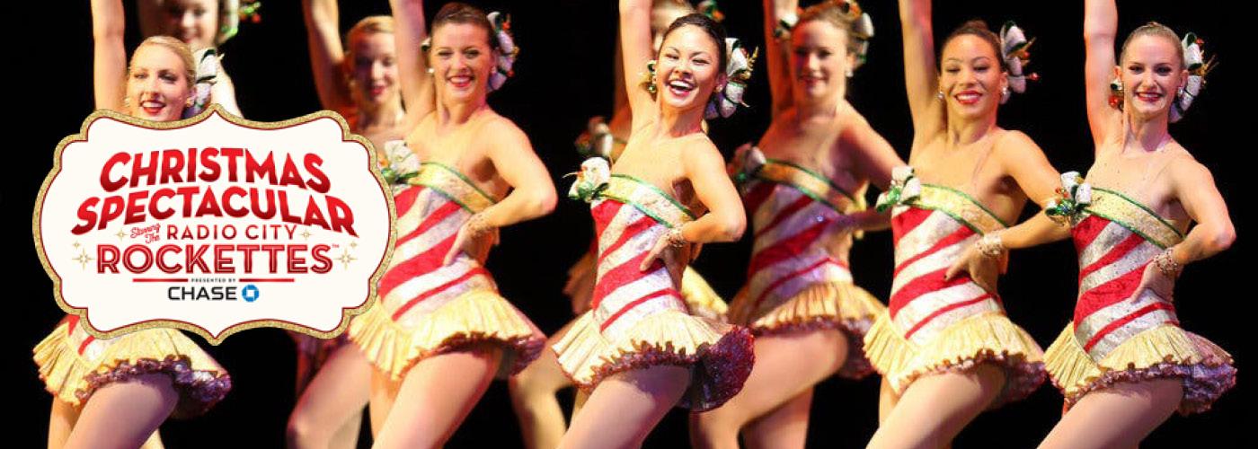 Radio City Music Hall Tickets Rockettes