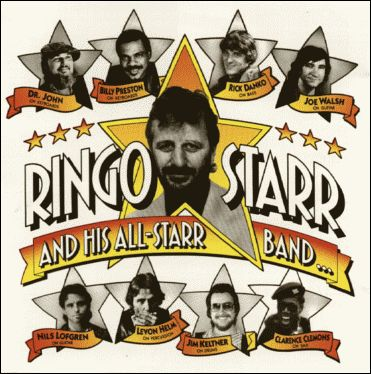 Ringo Starr And His All Starr Band at Radio City Music Hall