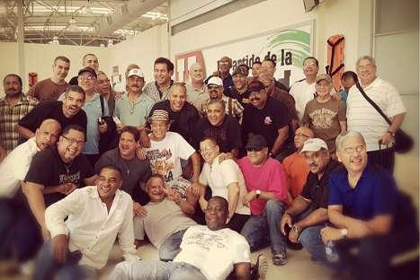El Gran Combo de Puerto Rico & La Sonora Poncena at Radio City Music Hall