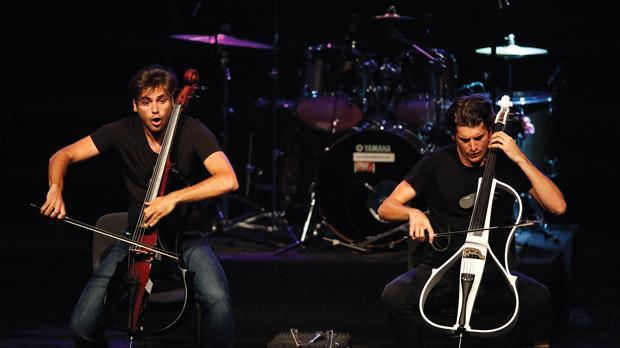 2Cellos at Radio City Music Hall