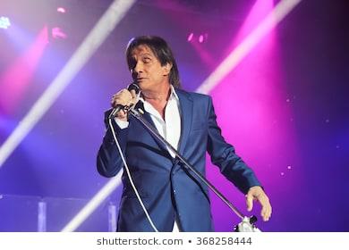 Roberto Carlos at Radio City Music Hall