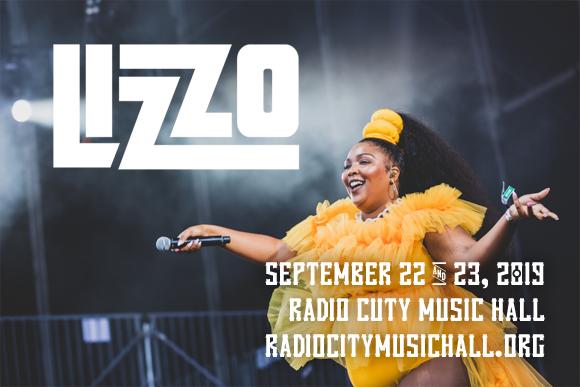 Lizzo at Radio City Music Hall
