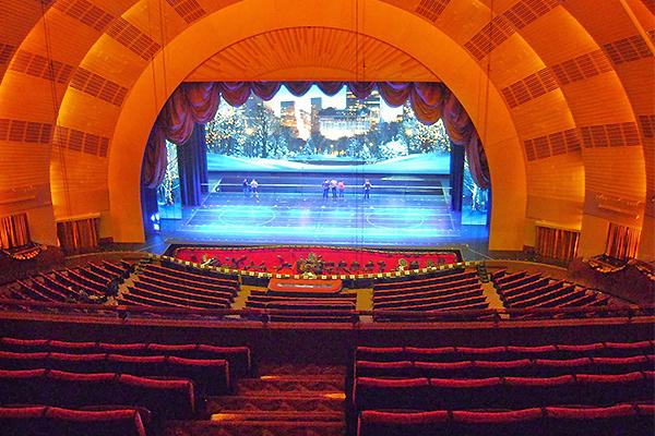 Radio City Christmas Spectacular at Radio City Music Hall