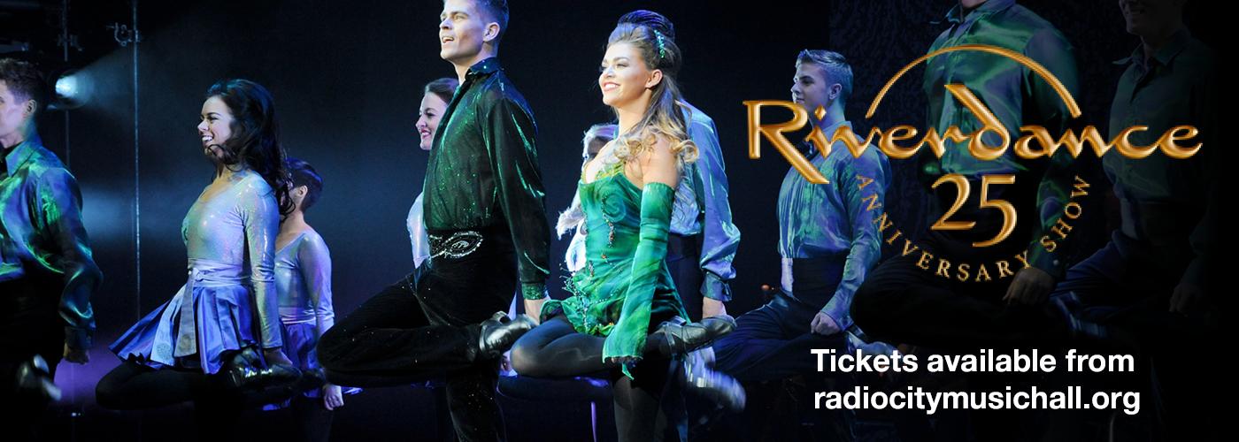 Riverdance Radio City Music Hall