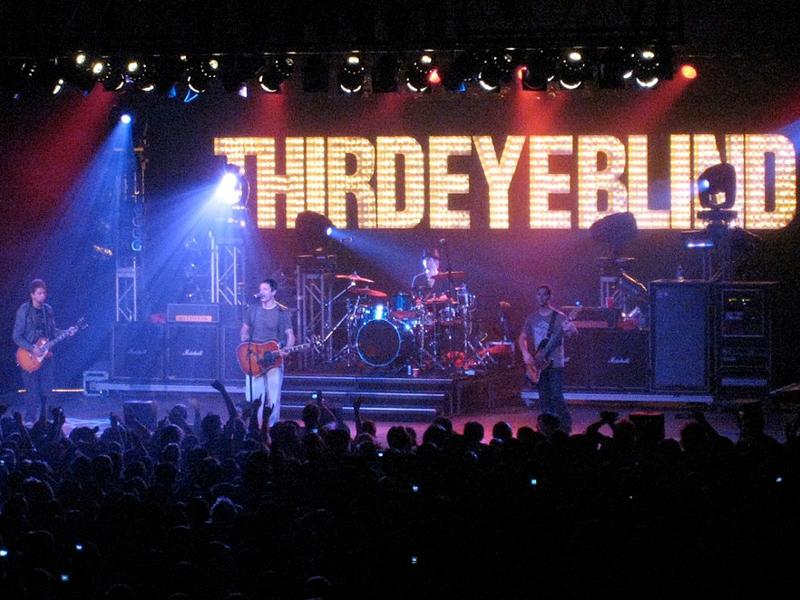 Third Eye Blind at Radio City Music Hall