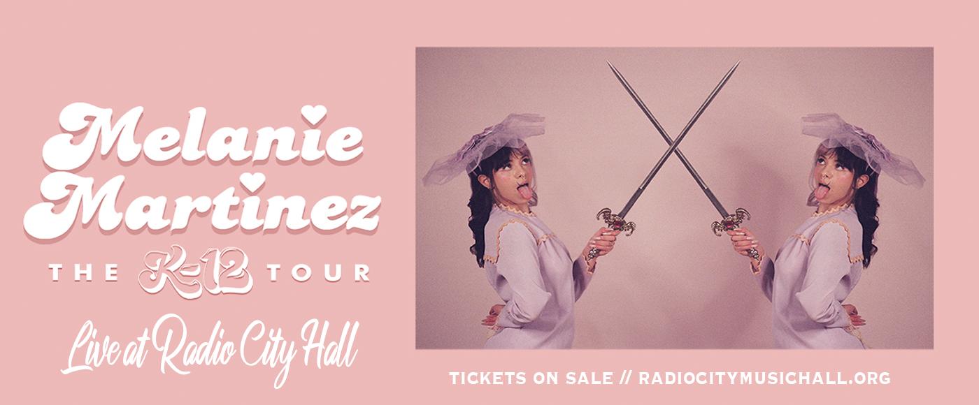 Melanie Martinez - Musician at Radio City Music Hall