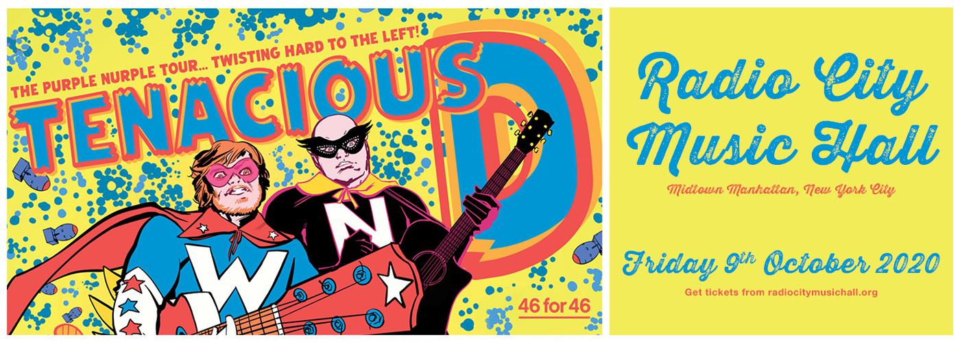 Tenacious D: The Purple Nurple Tour at Radio City Music Hall