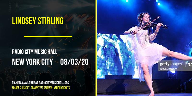 Lindsey Stirling at Radio City Music Hall
