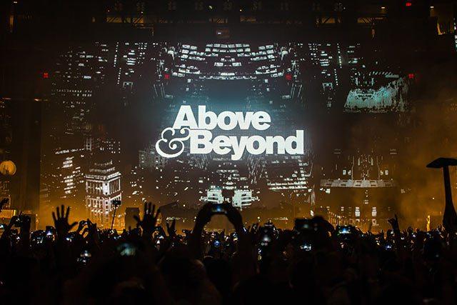 Above & Beyond at Radio City Music Hall