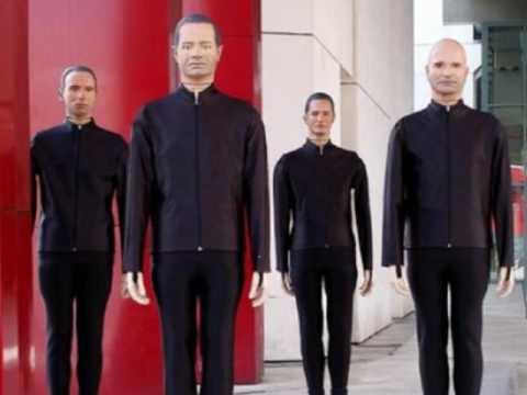 Kraftwerk at Radio City Music Hall