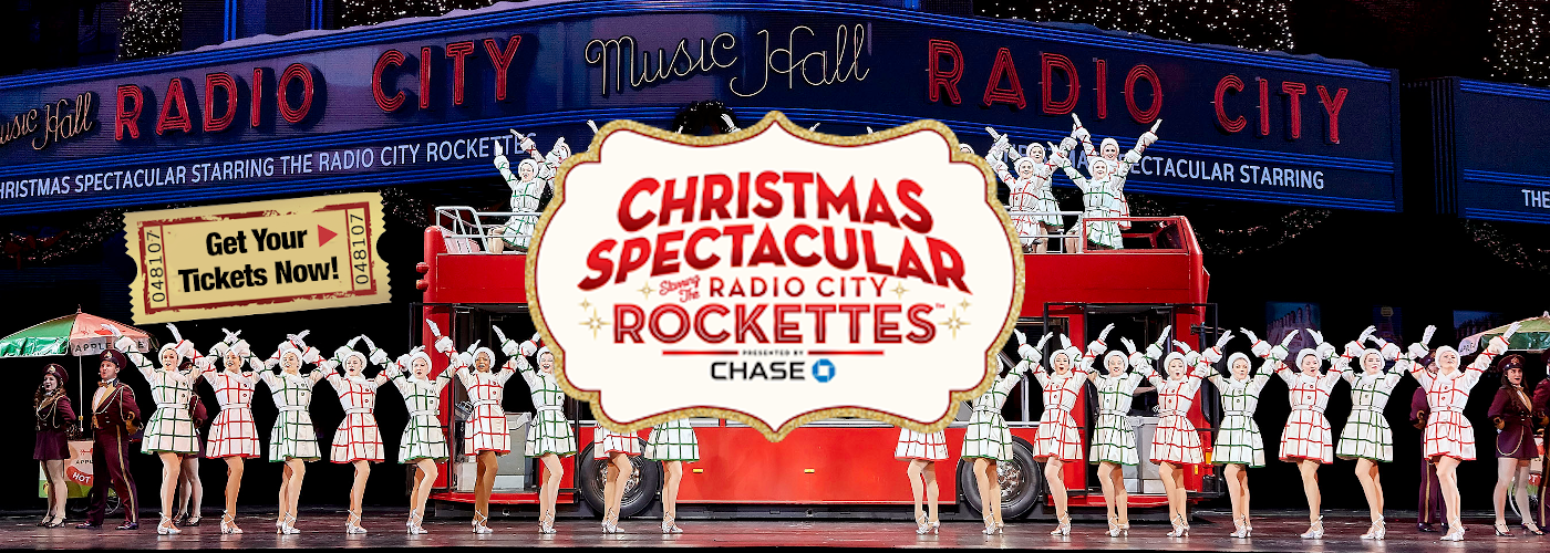 The Rockettes Tickets