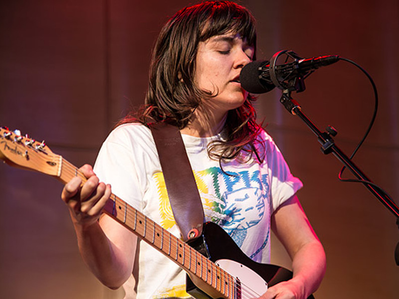 Courtney Barnett at Radio City Music Hall