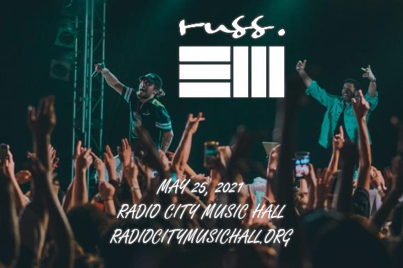 Russ at Radio City Music Hall