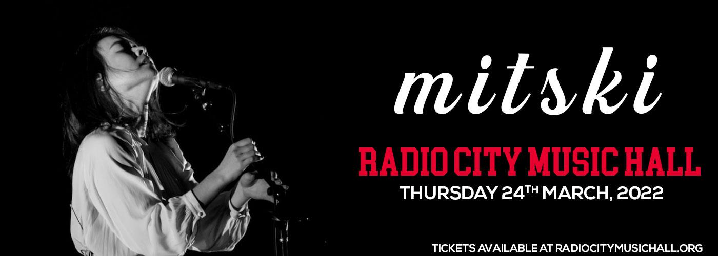 Mitski at Radio City Music Hall