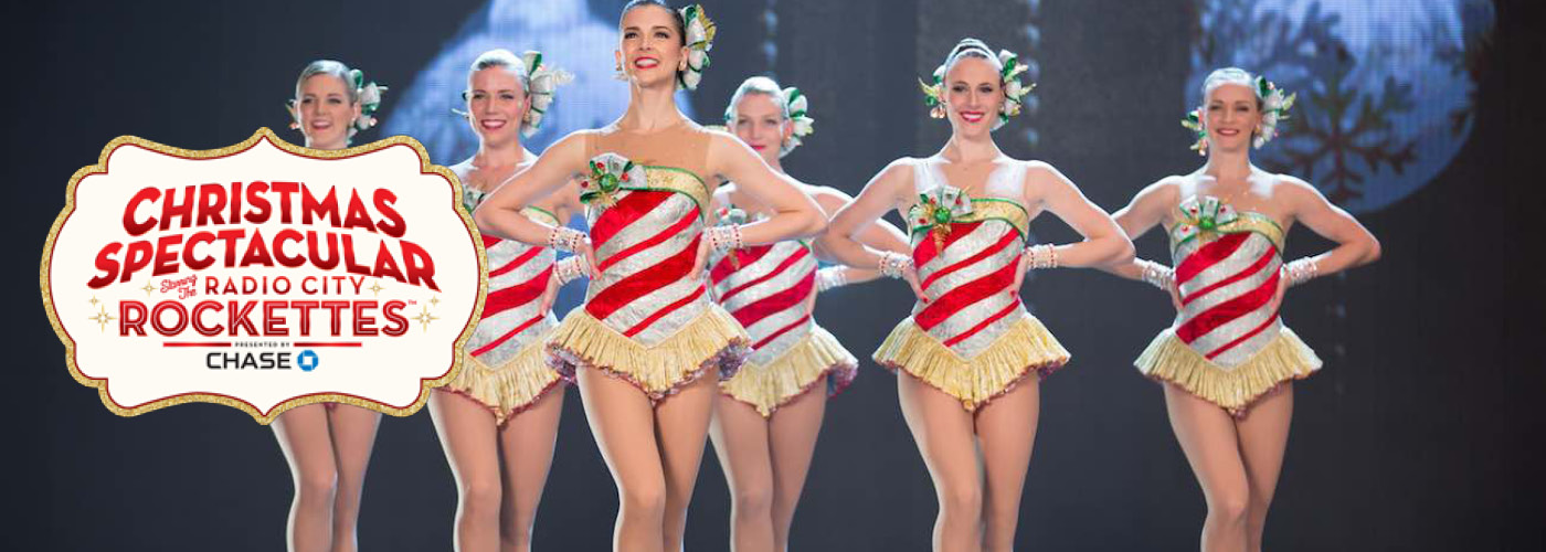 Radio City Rockettes Tickets