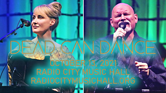 Dead Can Dance [CANCELLED] at Radio City Music Hall